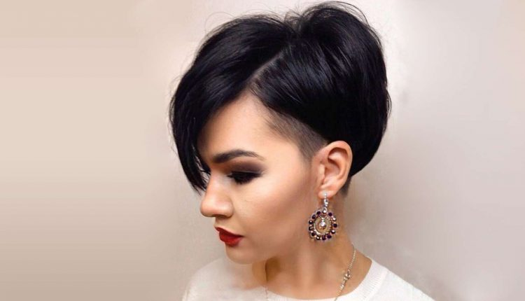 Pauline Mitchell Short Hairstyles