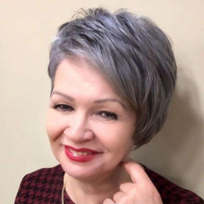 Zelma Davis Short Hairstyles - 2
