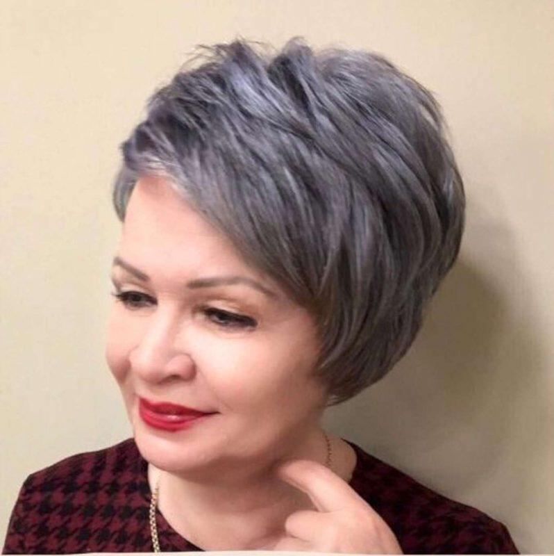 Zelma Davis Short Hairstyles - 3