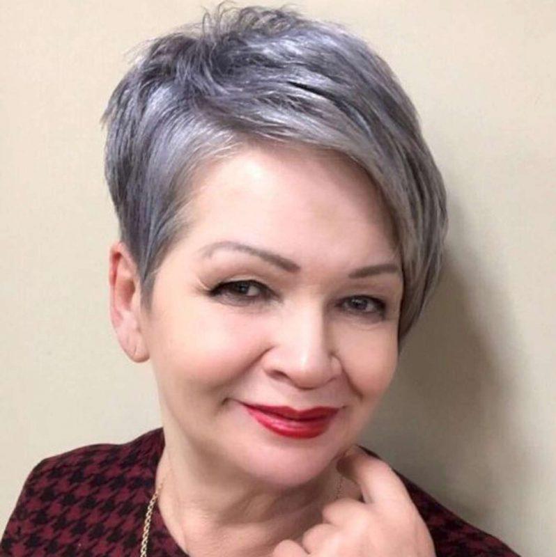 Zelma Davis Short Hairstyles - 4