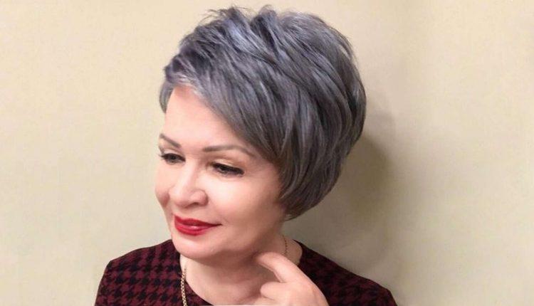 Zelma Davis Short Hairstyles